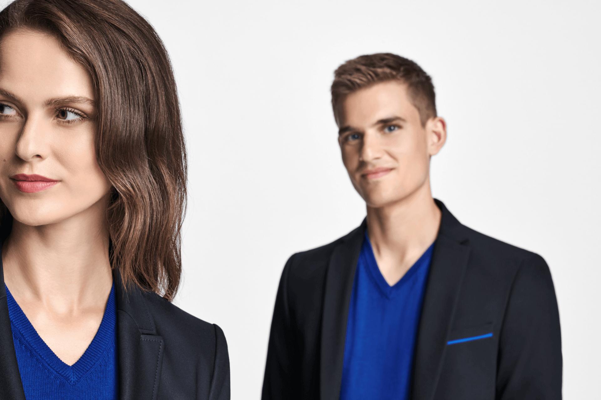 Professionelle Mitarbeiterbekleidung Businessbekleidung von OUTFIT